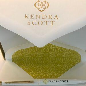Kendra Scott Rare stationary paper envelope pen
